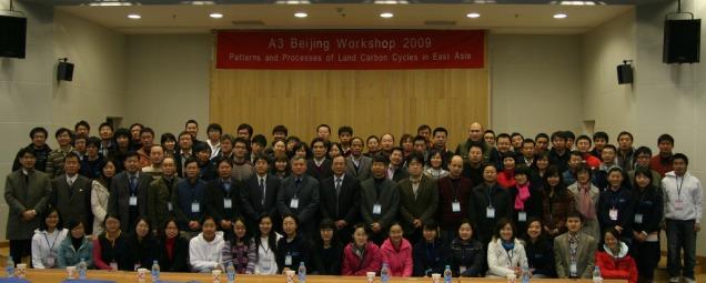 A3 Workshop Beijing, China Nov. 20-24, 2009