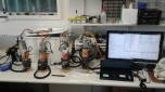Root respiration measurement system